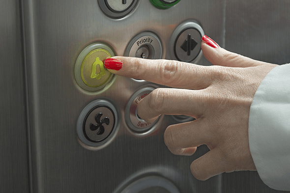 Stay Safe, Stay Put - DOBs Campaign For Elevator Safety